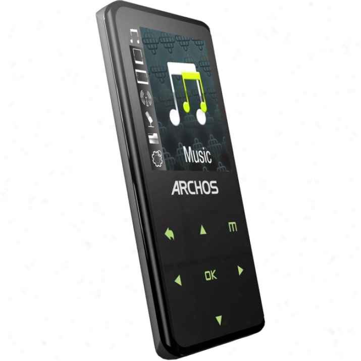 Archox 15 4 Gb Flash Portable Media Player