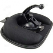 Arkon Gn112 Deluxe Non-skid/friction Style Weighted Dashboard Mount With Safety Hook