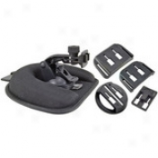 Arkon Tt112 Deluxe Non-skid / Friction Style Weighted Dashboard Mount With Safety Hook