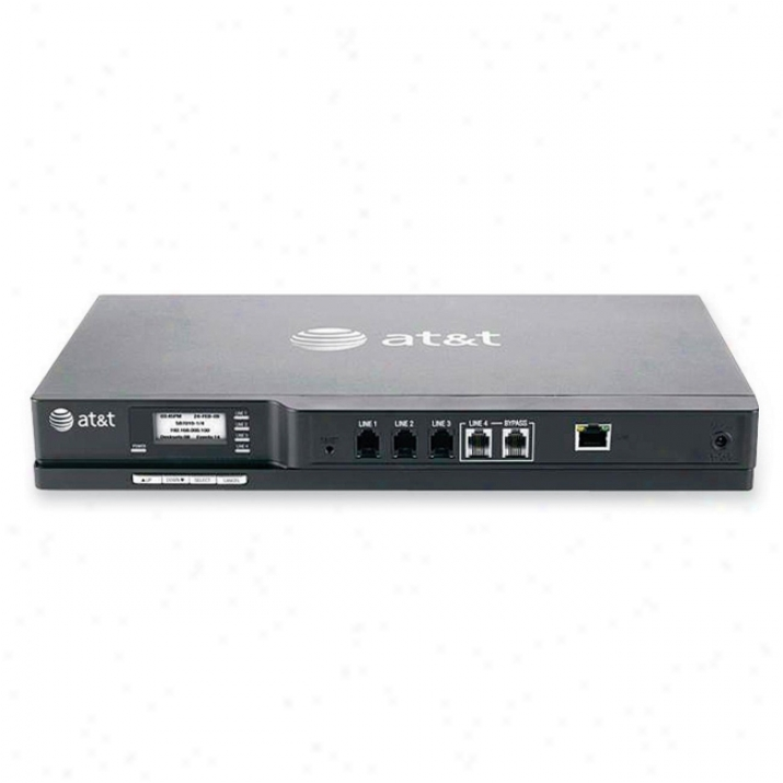 At&t Voip Gateway System