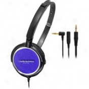Audio-technica Ath-fc700a Portable Stereo Headphone