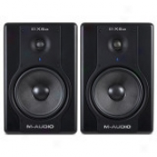 Avid M-audio Studiophile Bx5a Bi-amplified Speaker System