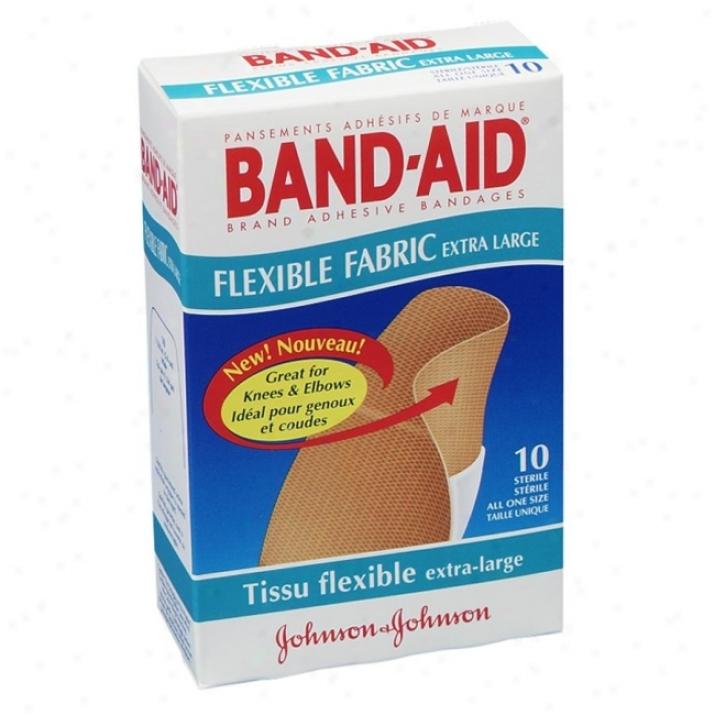 Band-aid Flexible Extra Large Bandage