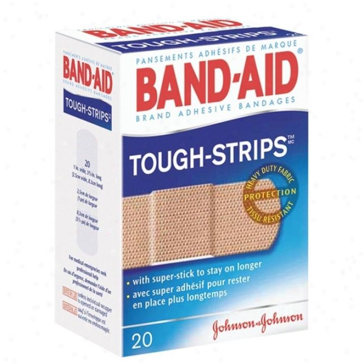 Band-aid Tough-xtrips Flexible Bandage