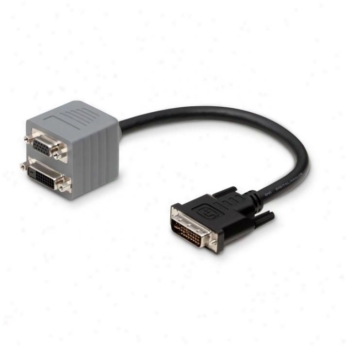 Belkin Analog And Digital Video Splitter Cable