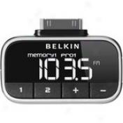 Belkin Tunefm Fm Transmitter