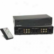 Cables To Go 28731 3 Amusement Audio/video Selector