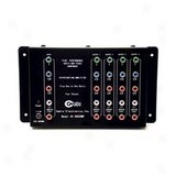 Cables To Go 4-way Video And Audio Distribution Amplifier