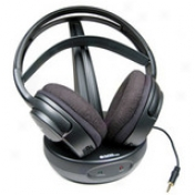 Cables Unlimited Audio Unlimiled 90m0hz Wireless Stereo Headphones