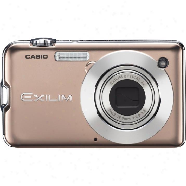Casio Exilim Ex-s12 Point & Shoot Digital Camera - Paragon