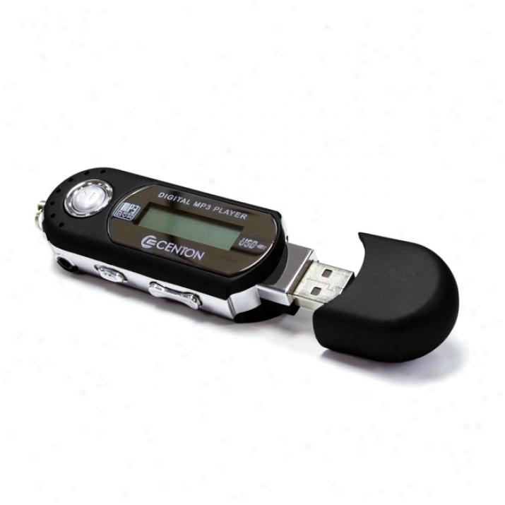 Centon Movex 8gb Flash Mp3 Player