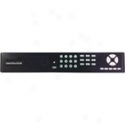 Channel Vision Dvr-4c 4-channel Digital Video Recorder
