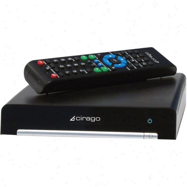 Cirago Cmc3100 Network Audio/video Player