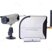 Clover Cw3510 Wireless Camera System