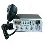 Cobra 25wx Nwst - Cb Radio - 40-channel - Silver