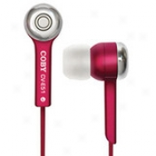 Coby Cve52 Isolation Stereo Earphone