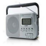 Coby Cx-39 Am/fm/sw1/sw2 Radio Tuner