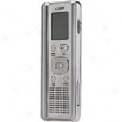 Coby Cxr190 1gb Digital Voice Recorder
