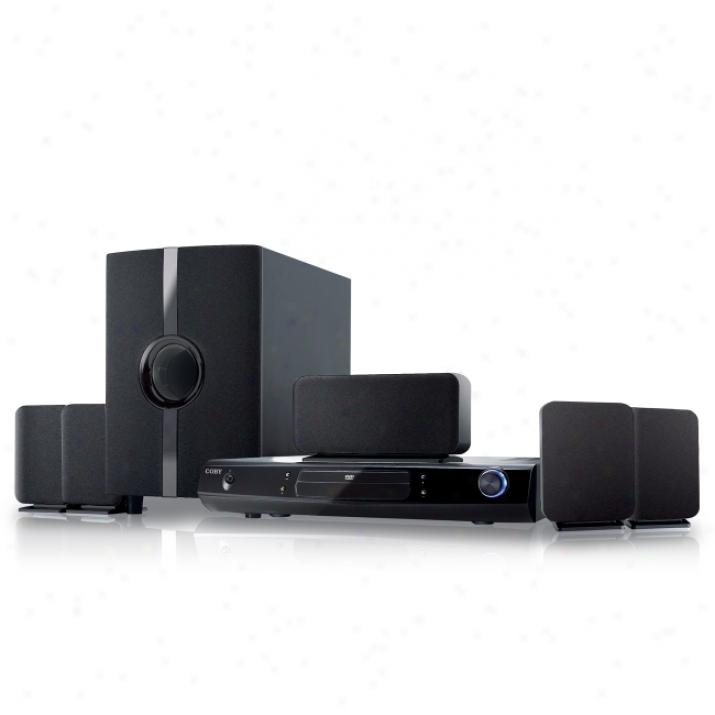 Coby Dvd968 Home Theater System