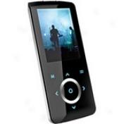Coby Mp-705 2 Gb Black Flash Portable Media Player