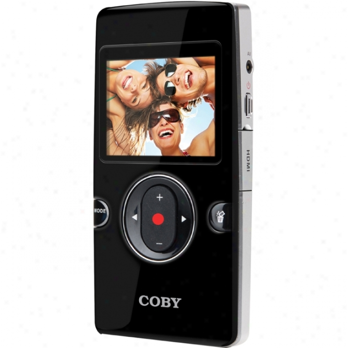 "Coby Snapp Cam5001 Digital Camcorder - 2"" Lcd - Cmos"