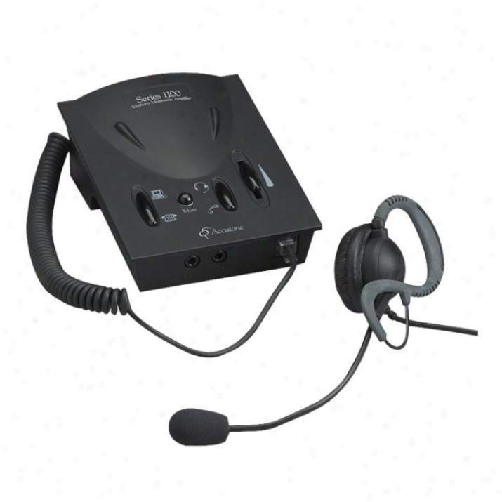 Compucessory Headset Amplifier