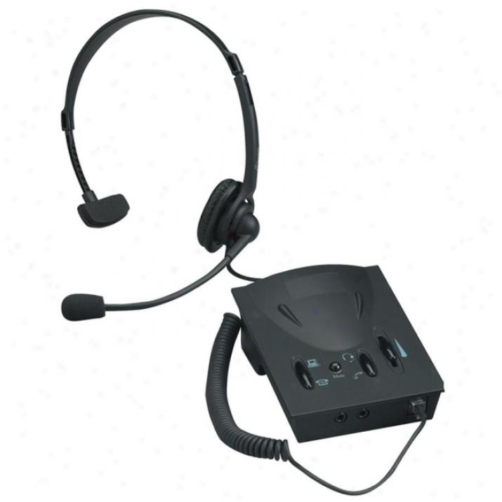 Comphcessory Standard Amplifier/headset Kit