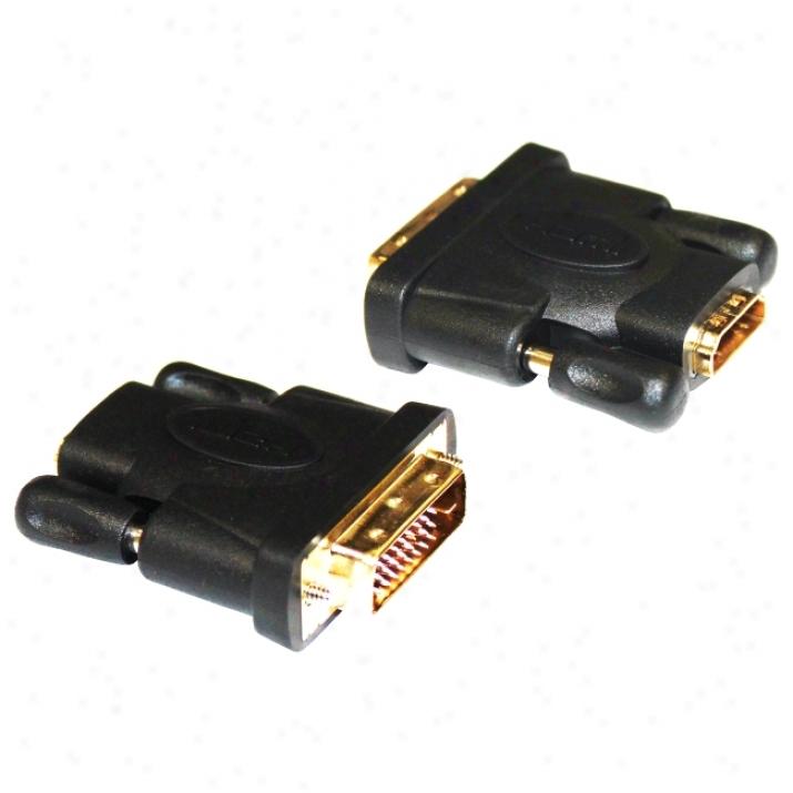 Cp Tech Cl-hdmi/dvi-fm Vodeo Adapter
