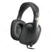 Cyber Acoustics Acm-940 Pro Audio Stereo Headphone