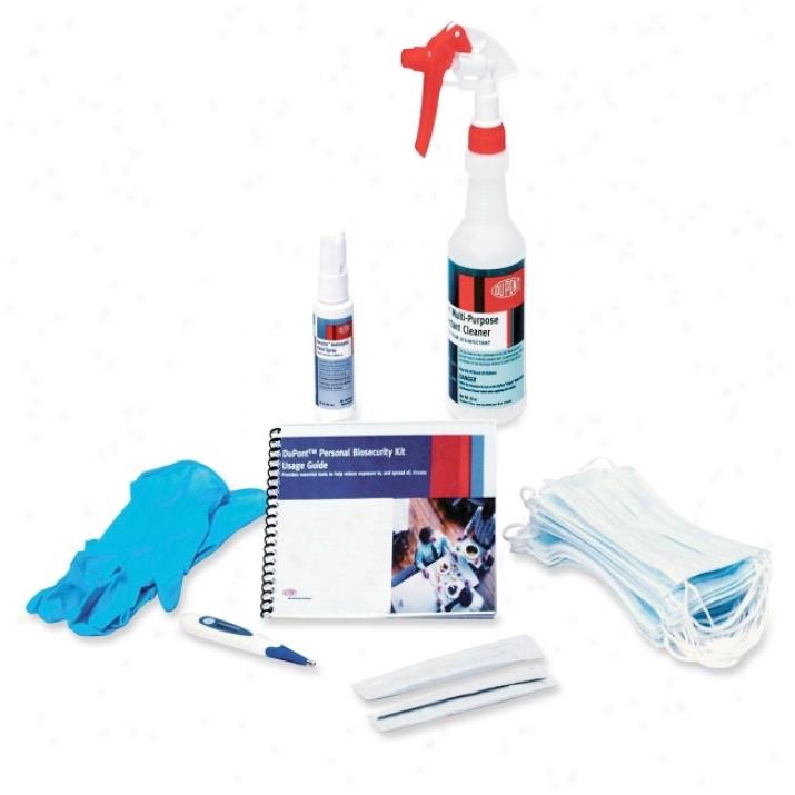 Dupont Personal Biosecurity Kit