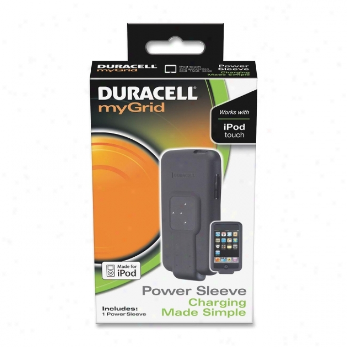 Duracell 42535 Multimedia Player Skin