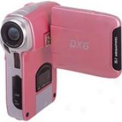 Dxg Dxg-563v Digital Camcorder