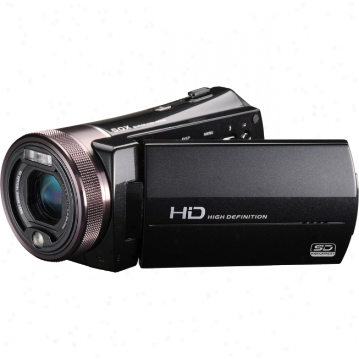 Dxg Dxg-a80v Digital Camcorder - 3&quot ;Lcd - Touchscreen - Cmos