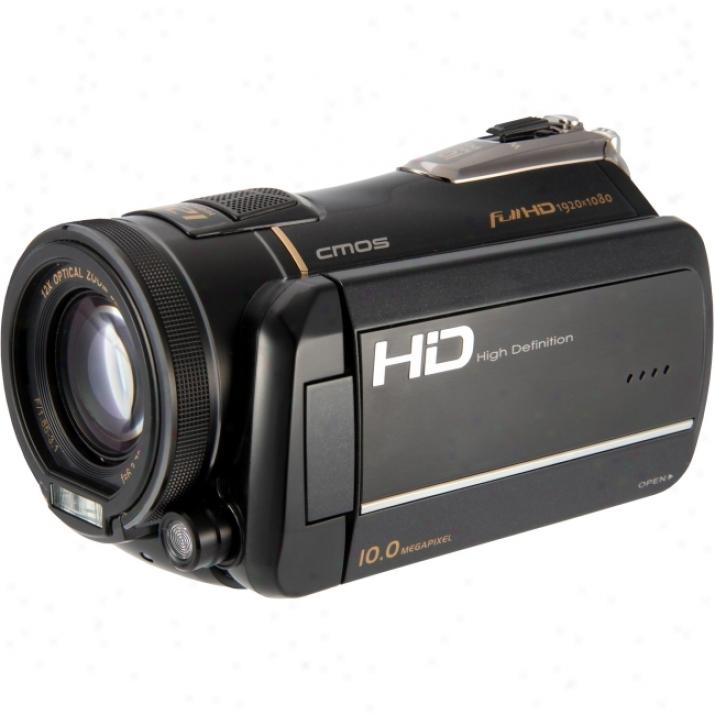"Dxg Pro Gear Dxg-a85v Digital Camcorder - 3"" Lcd - Touchscreen - Cmos"