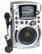 Emerson Gq755 Cd+g Karaoke System