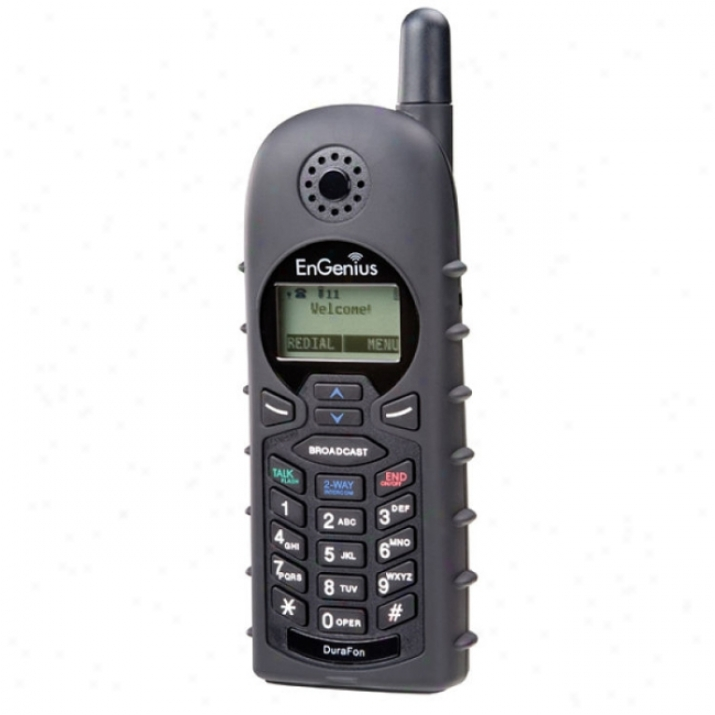 Engenius Durafon 1x-hc Long Range Industrial Corcless Phone System