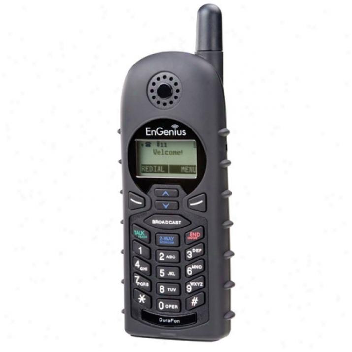 Engenius Durafon 1x-hc Long Range Industrial Corcless Phone System