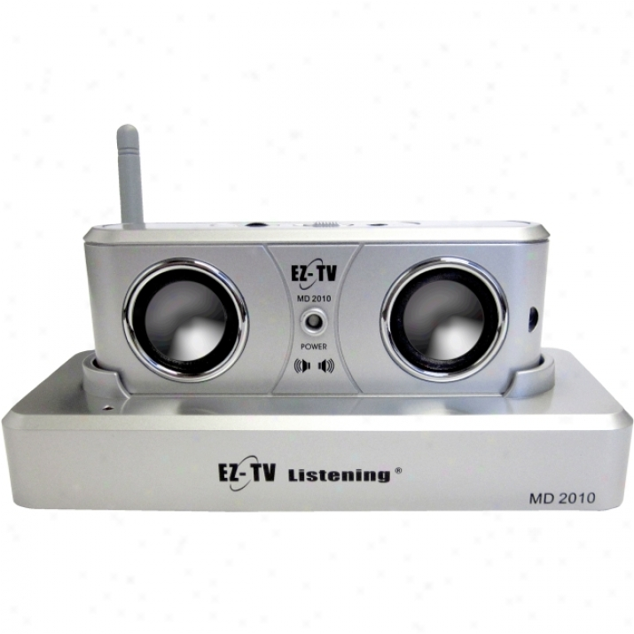 Ez-tv Listening Nd2010s Speaker Order - White