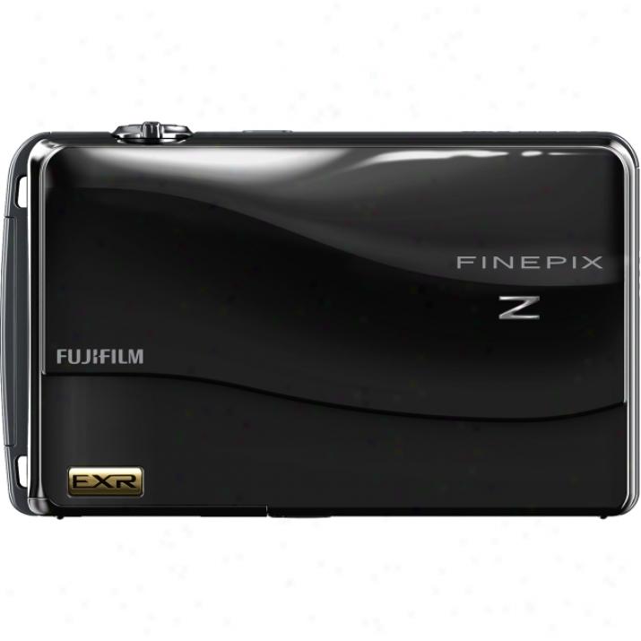 Fujofilm Finepix Z700exr 12 Megapixel Compact Camera - 6.40 Mm-32 Mm - Black