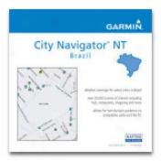 Garmin City Gps Brazil Nt Digital Map