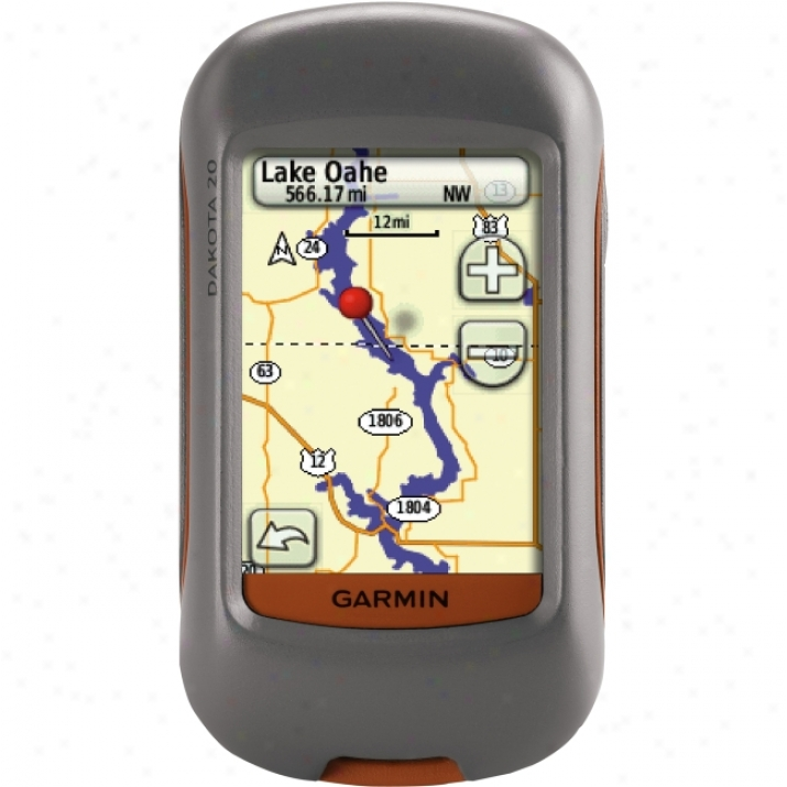 Garmin Dakota 20 Portable Gps