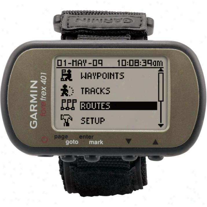 Garmin Foretrex 401 Portable Gps