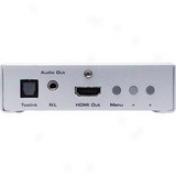 Gefen Gtv-compsvid-2-hdmis Video Scaler
