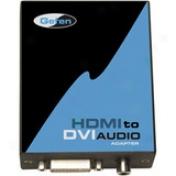 Gefen Hdmi To Dvi Audio/video Converter