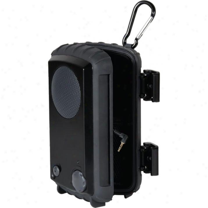 Grac Digital Eco Extreme Gdi-aqcse101 Speaker System Case - Black