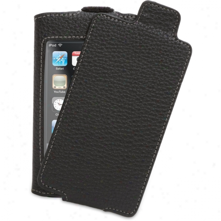 Griffin 8249-itelncnb Elan Convertible Flip Top Case For Ipod Meet