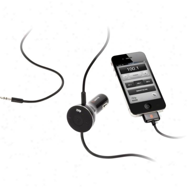 Griffin Itrip Dualdonnect Na22050 Fm Transmitter