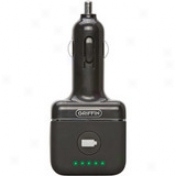 Griffin Powerjolt Reserve Auto Adapter