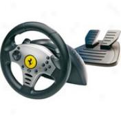 Guillemot Thrustmaster Ferrari General notion Challenge 5 In 1 Racing Wheel