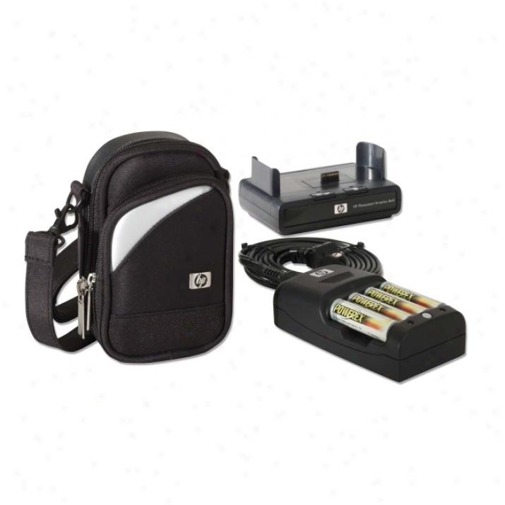 Hp Digital Camera Recharge Kit